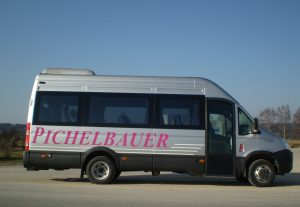 Pichelbauer Reisen - Bus Iveco Daily